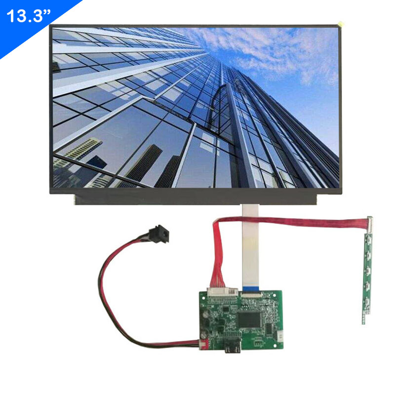 ZHIXIANDA 13.3inch with Control board support HDMI interface 1920*1080 edp 30pins lcd led laptop screen display title=