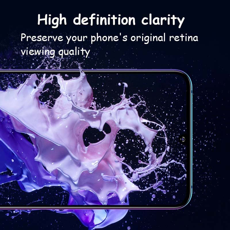 2-in-1-Tempered-Glass-For-Xiaomi-Redmi-Note-7-Pro-7A-Screen-Protector-For-Xiomi