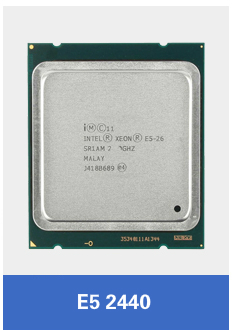 Intel Xeon CPU E5 2440 E5-2440 SR0LK CPU 2.4GHz 6-Core 15M LGA 1356 E5-2440 Processor