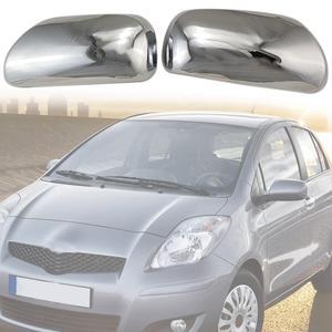 X AUTOHAUX Automobile Convesso Specchio Vetro Riscaldato con Piastra Supporto Lato Passeggero