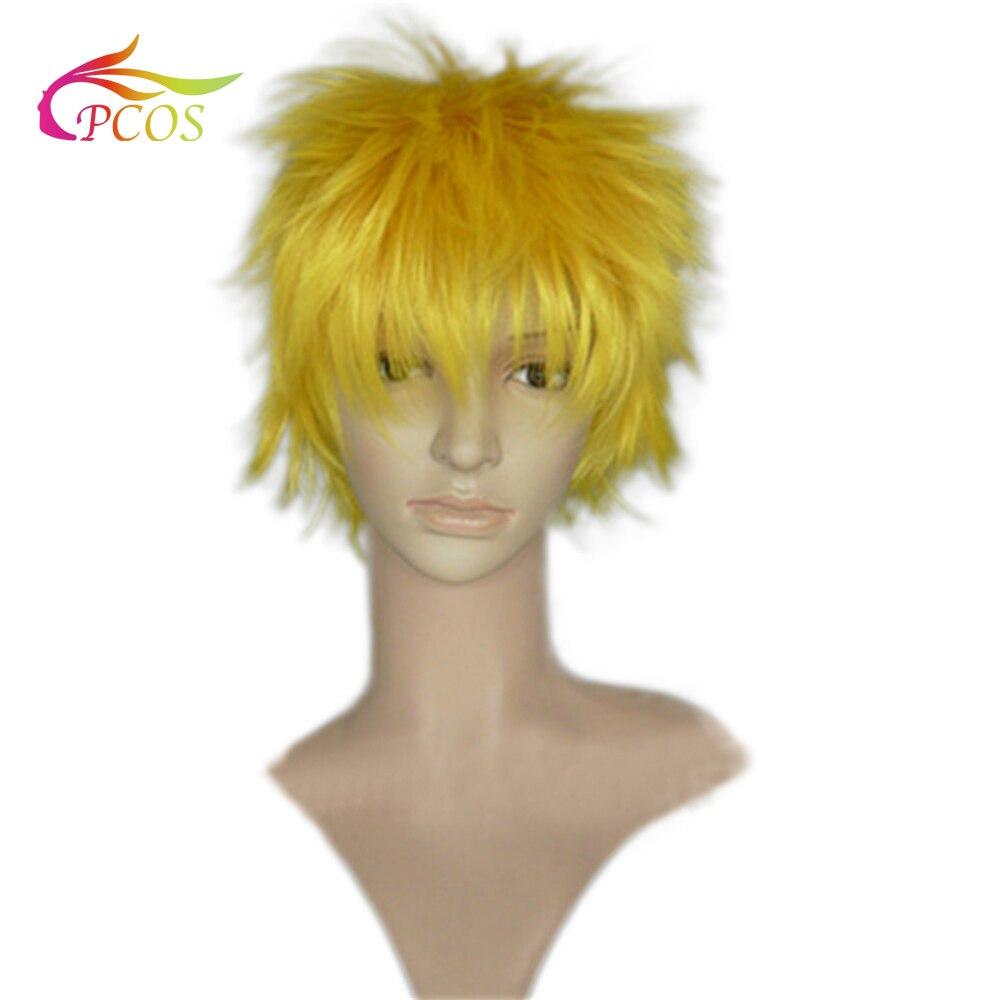 vague de Sasuke Sasuke chaleur cosplay perruque COS WIG perruque de chaleur deguisement deguisement perruque NARUTO Naruto