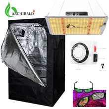 Inline-Fan Grow-Light Complete Hydroponics Indoor Mylar Reflective Full-Kit FILTER Duct