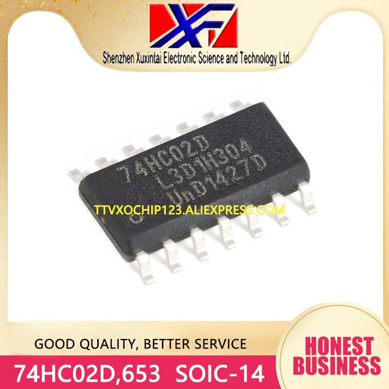 HD74LS02P // SN74LS02N 5 pieces Quadruple NOR Gates 74LS02 IC 74LS02N