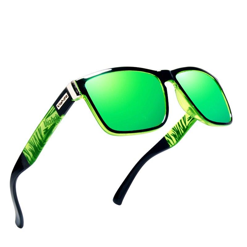 Viahda 2020 Популярные брендовые поляризационные солнцезащитные очки, мужские спортивные солнцезащитные очки для женщин и мужчин, дорожные очки