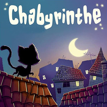 chabyrinthe card games Strategy maze cat board game for kids family party Christmas gifts toys