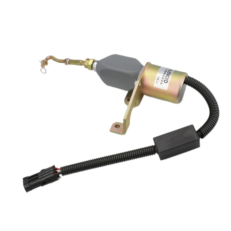Blueview 12V 3932017 SA-3742-12 fuel shut off solenoid for Deutz Bosch RSV Perkins Syncro Start