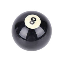 Billiard-Balls Pool-Ball-Replacement Black Snooker -8 Regular Standard