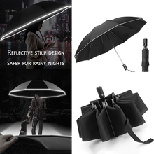 Automatic-Umbrella Ecological-Chain Rain Uv Folding Xiaomi Portable for Wind-Resistant
