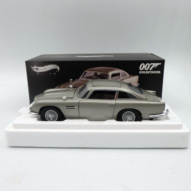 1:18 Aston Martins DB5 Goldfinger 007 JAME BOND BLY20
