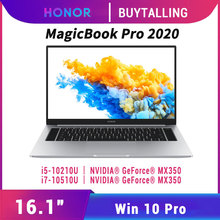 HUAWEI Honor Magicbook Pro ноутбук product image
