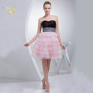 Ball-Gown Dress Tull...