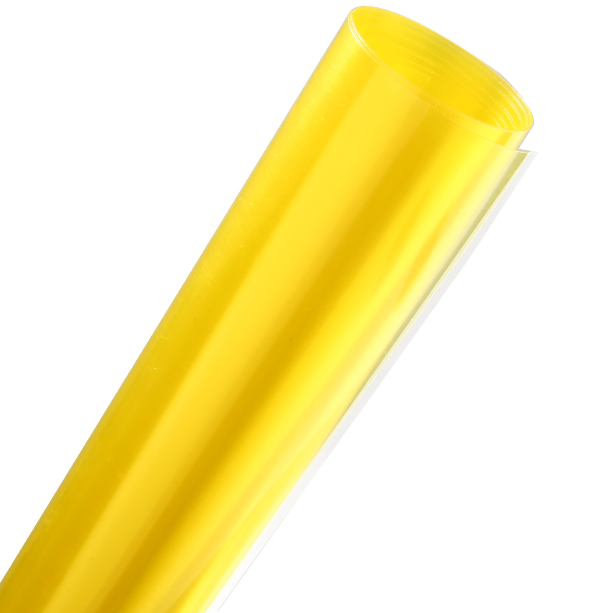 60x30CM Yellow Car Headlight Taillight Tint Vinyl Smoke Film Sheet Sticker Easy Stick Motorcycle Car Body Decoration