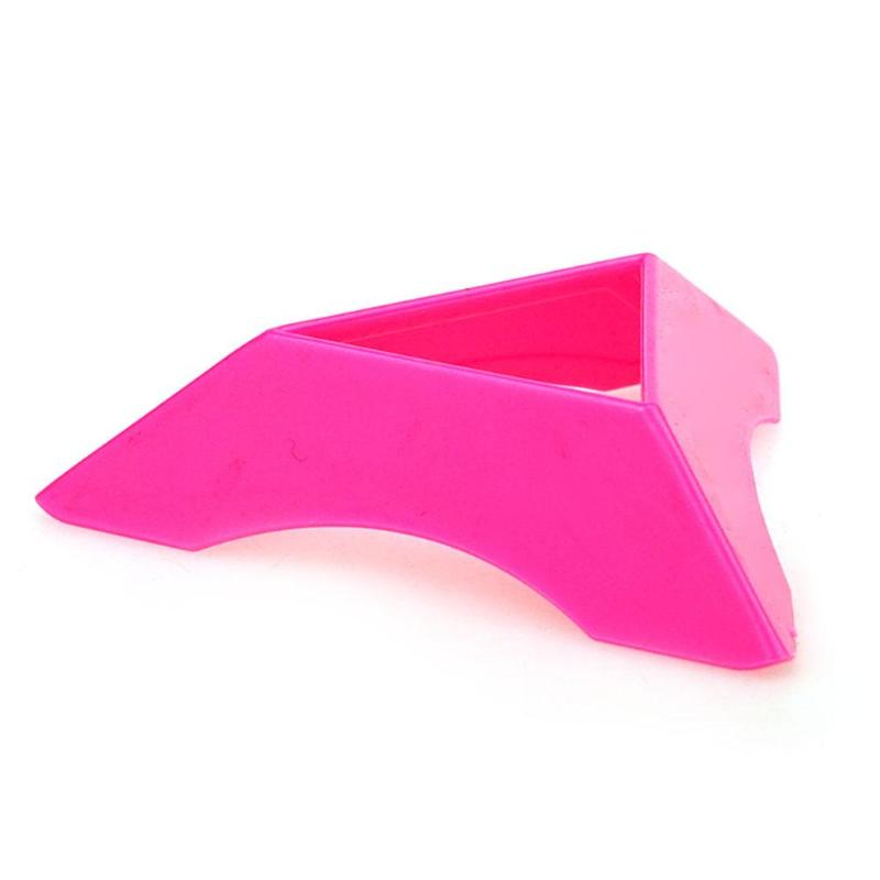 Plastic Triangle Universal Magic Cube Base Holder Frame Stand Accessories BR