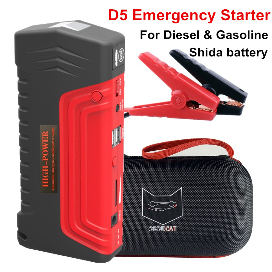 Car Emergency Booster Power-Bank Jump-Starter Portable Car-Charger Mini Hot for Mobile-Phone-Laptops title=