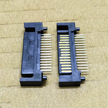 SATA Connector Male 15P Hard disk interface Straight Pin Connector Socket