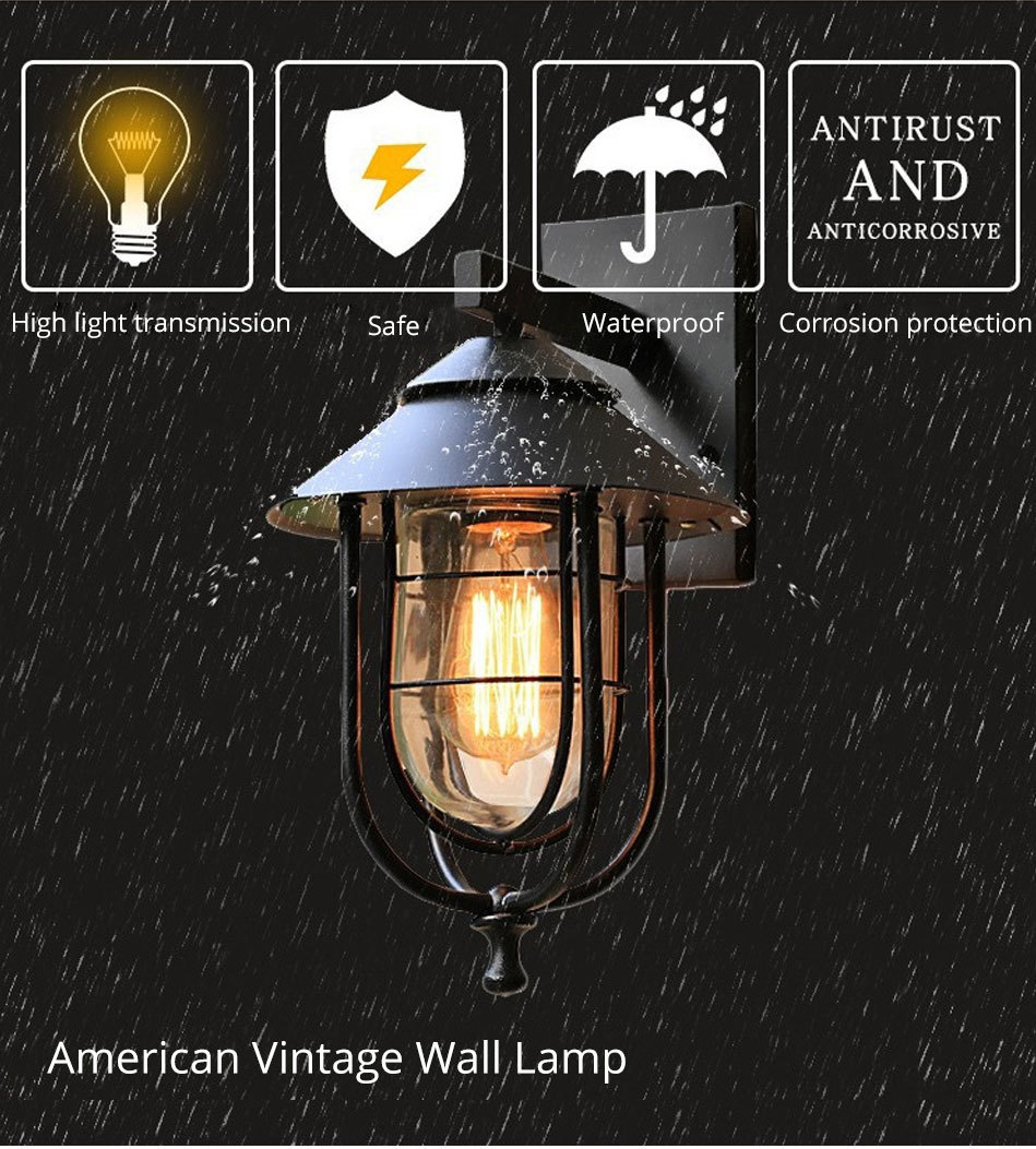 Outdoor Wall Lights (1)