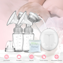 Bottle Milk-Pump Breast-Pumps Electric-Milk-Extractor Postnatal-Supplies Usb-Powered