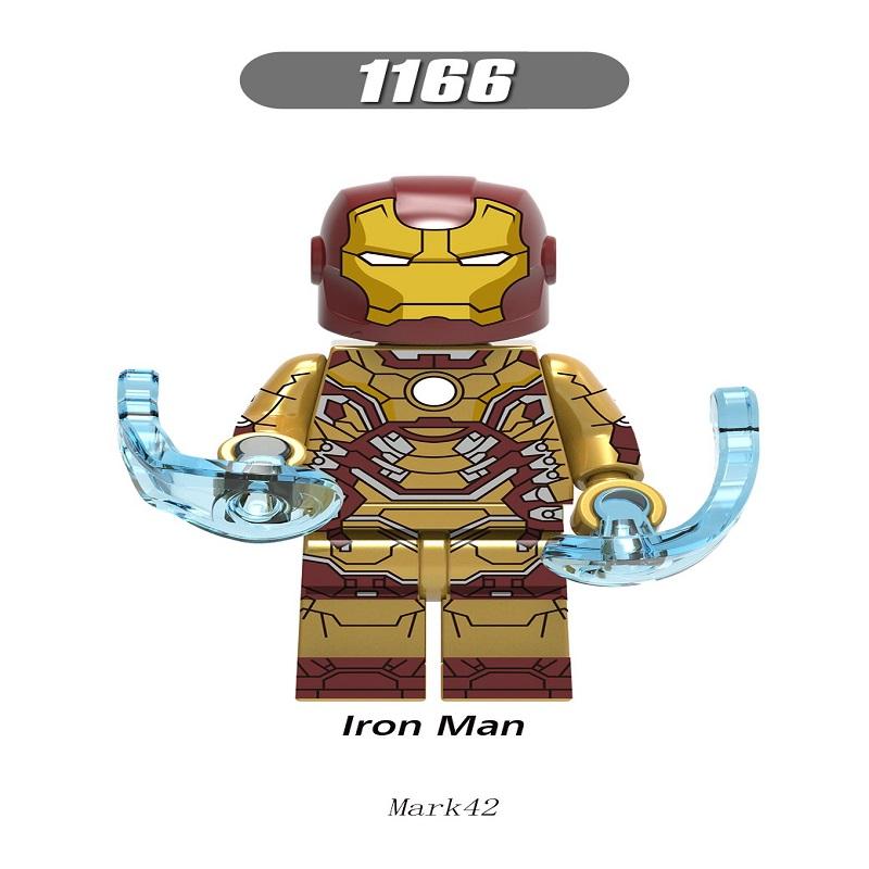 1166(钢铁侠-Iron Man)