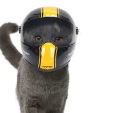 Pet-Helmet Dogs for Little Cats-Make-Styling Photo-Props Anti-Collision-Hat Handsome