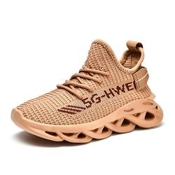 кроссовки детские 2020 детская спортивная обувь для мальчиков, сетчатые легкие кроссовки для мальчиков и девочек, повседневные кроссовки на ...