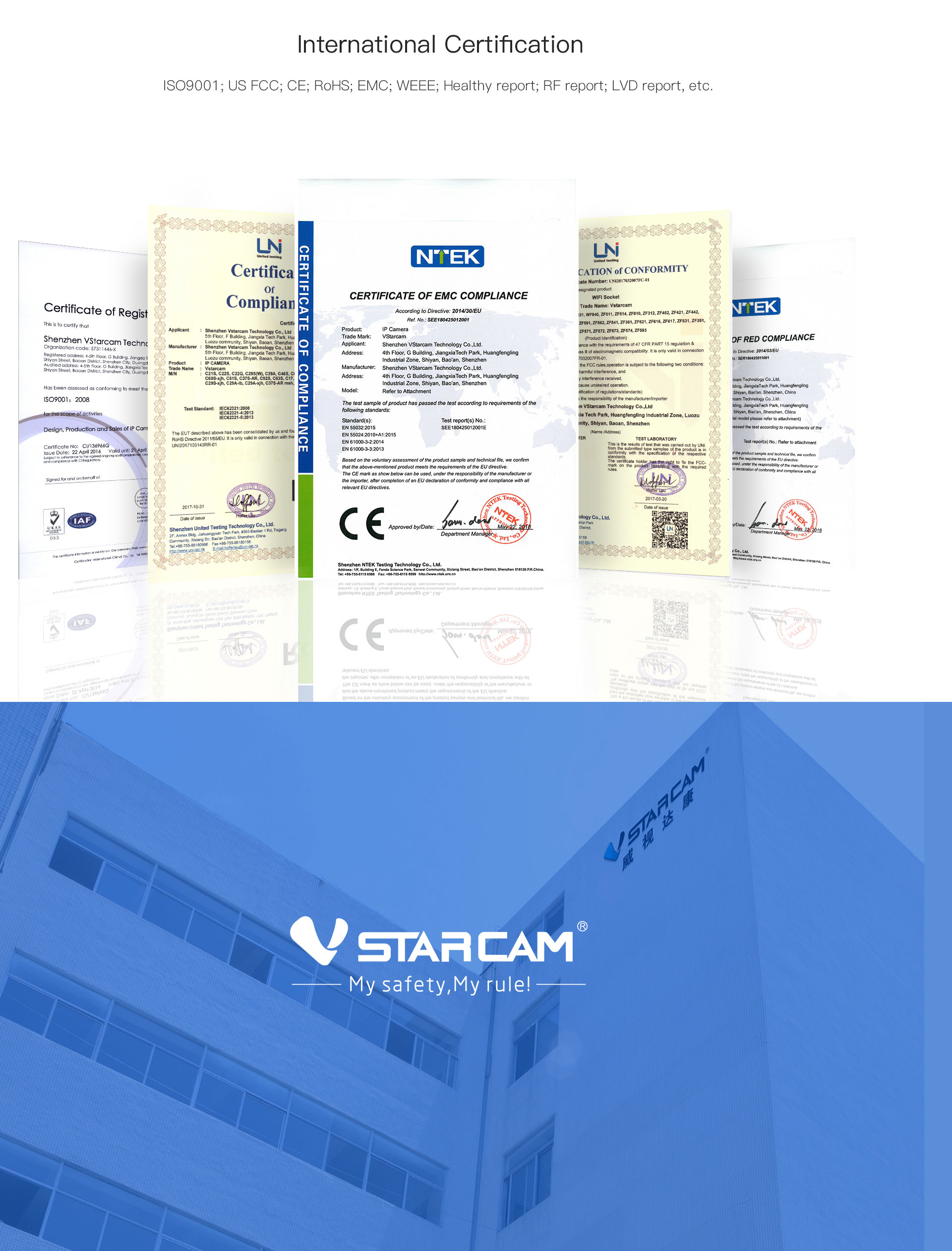 VStarcam
