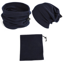 Sport Scarf Headwear Face-Mask Skating Neck-Warmer Cycling Fishing Hiking Polar-Fleece