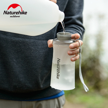 Water-Bottle Naturehike Foldable Drink-Sports Silicone Camping Travel Collapsible Creative