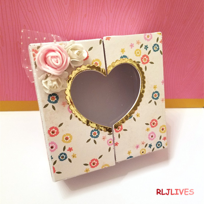 Metal Cutting Dies for Greeting Cards Box Stencils and StampsScrapbooking paper