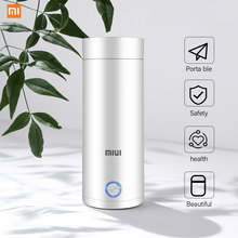 XIAOMI Portable Electric Kettle Thermal Cup Coffee Travel Water Boiler Temperature Control Smart Water Kettle Cup