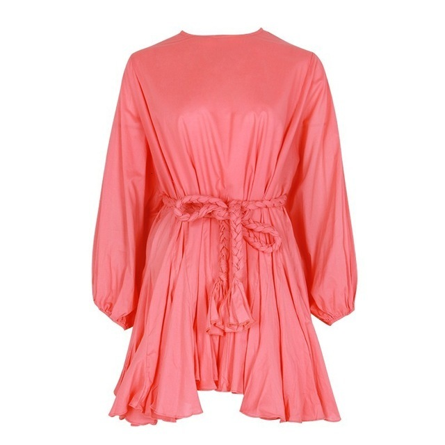TWOTWINSTYLE-Hit-Color-Print-Dresses-Women-Long-Sleeve-O-Neck-High-Waist-Lace-Up-Female-Dress.jpg_640x640 (3)