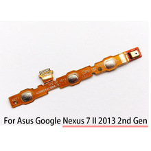 Ribbon Nexus Power-Switch Flex-Cable Side-Volume-Button Google for Asus On-Off-Flex
