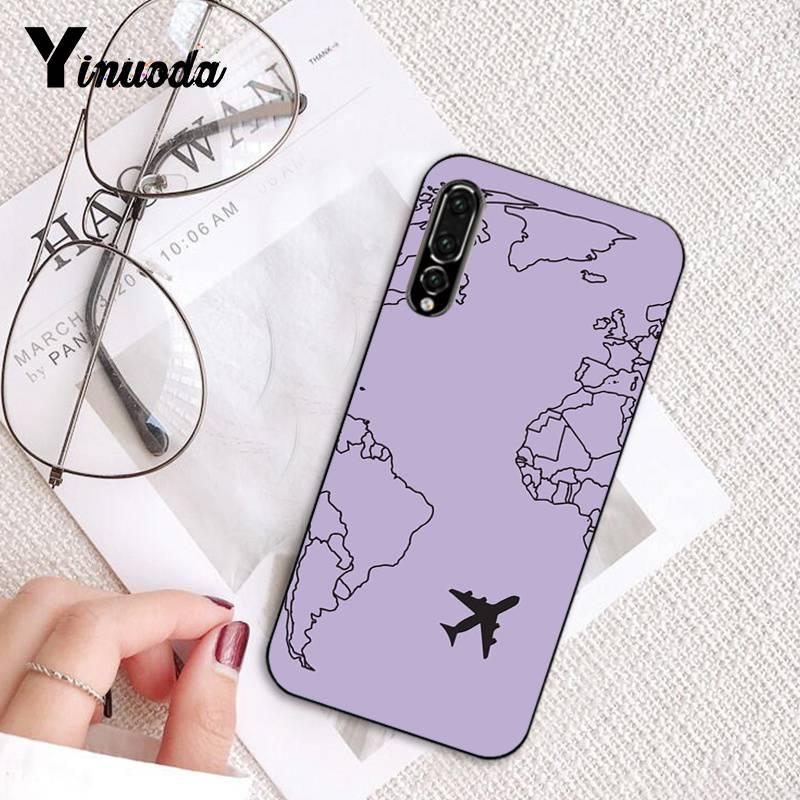 travel around the world map