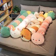 Sleep-Pillows Toys Frog Unicorn Stuffed Dinosaur Lion Rabbit Baby Giant Kids Doll Birthday-Gift