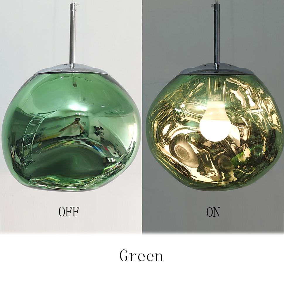 Modern LED Chandelier, Modern LED Pendant Light - Decointeriors