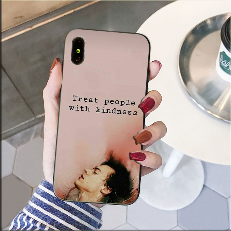 Harry Styles Treat people with kindness