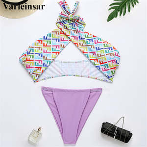SColorful Bikini Swim...
