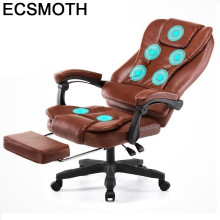 Кресло boss Office Biurowy Massage Sedia Bureau Meuble Escritorio Gamer кожаный игровой компьютерный стул Cadeira Silla(China)