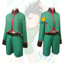 Cosplay Costume Wear Anime Gon Freecss Hunter-X-Hunter Pants Christmas-Party Halloween