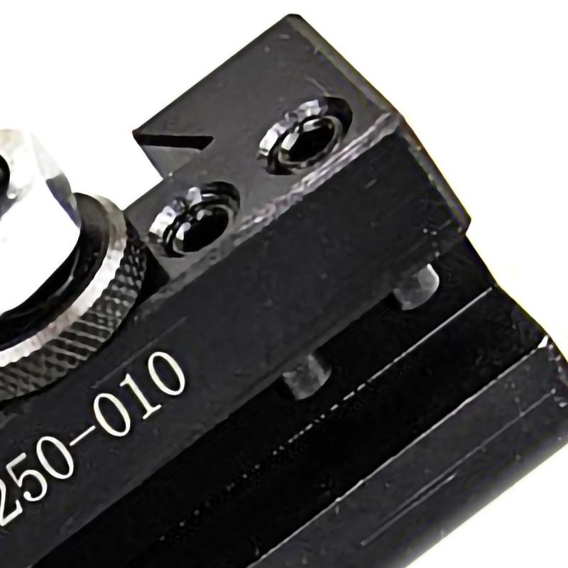 AXA #10 KNURLING TURNING /& FACING HOLDER CNC LATHE TOOL POST 250-010