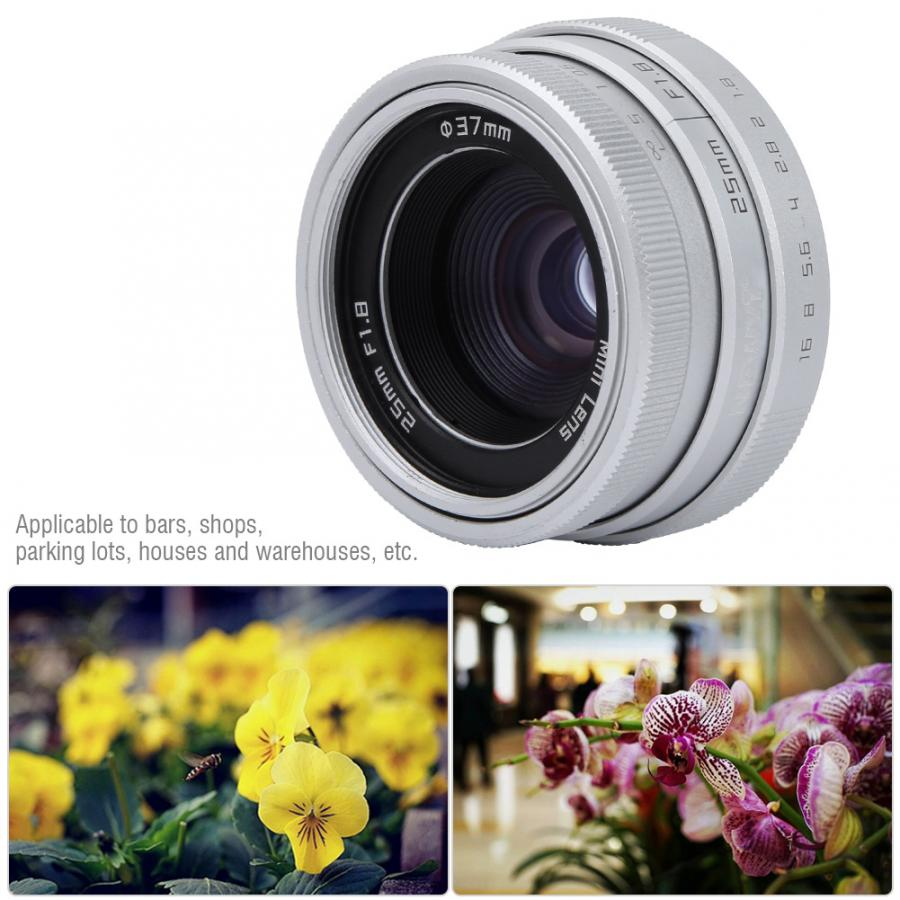 Camera Adapter Ring for PK Mount Lens Tosuny PK-AI Metal Lens Adapter Ring for Nikon AI Camera