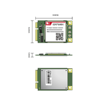 SIMCOM SIM7600 series LTE Cat1 мини-модуль pcie SIM7600A SIM7600SA SIM7600E SIM7600G SIM7600NA LTE-TDD/ LTE-FDD/HSPA +/GSM/GPRS