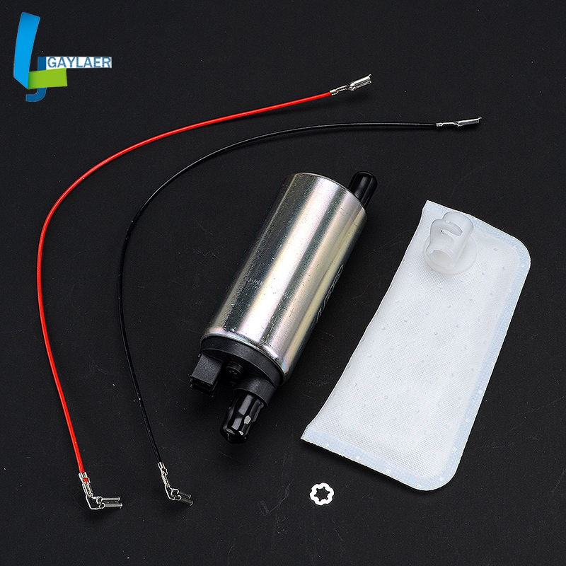 Motorcycle Fuel Pump Kit for Kawasaki KX250F 2011-2018 KX450F 2009-2018 SC300 J300 2014-2017 49040-Y002 49040-0755 49040-0026