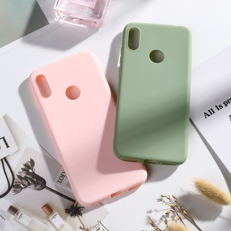 Candy Case For Huawei Honor 10 Lite Case Silicone Honor 20 Pro 8S Play 8A V10 V20 6A 6X 7X 8 8A 8C 8X 9 9i 2018 V9 Mate 10 Cases