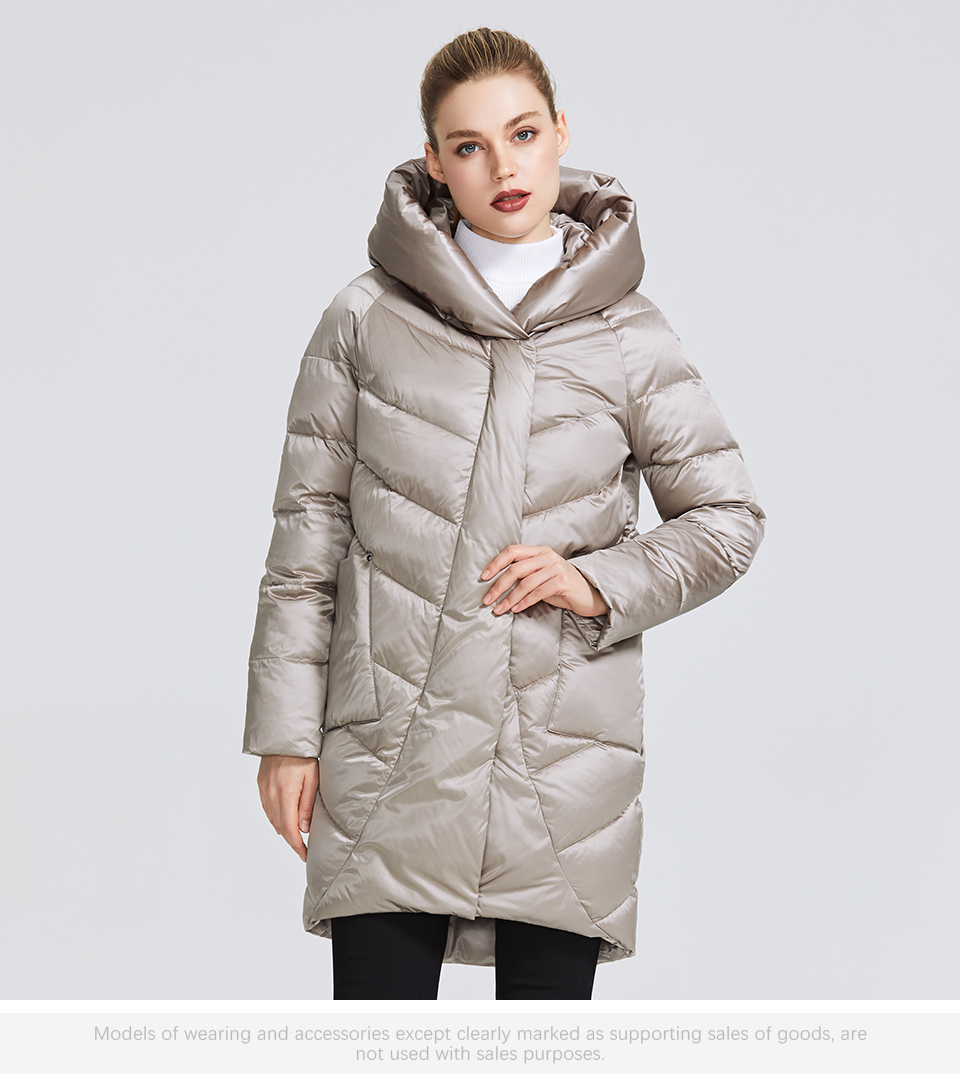 MIEGOFCE 19 Winter Jacket Women's Collection Warm Jacket With Unusual Design and Colors Winter Coats Gives Charm and Elegance 1