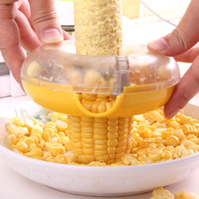Kitchen Gadgets Thresher Stripper-Peeler Remover Vegetable-Tools Fruit Cob One-Step-Corn