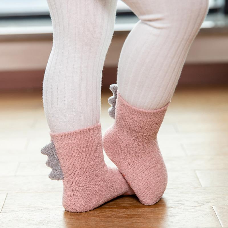 Dinosaur Socks 1