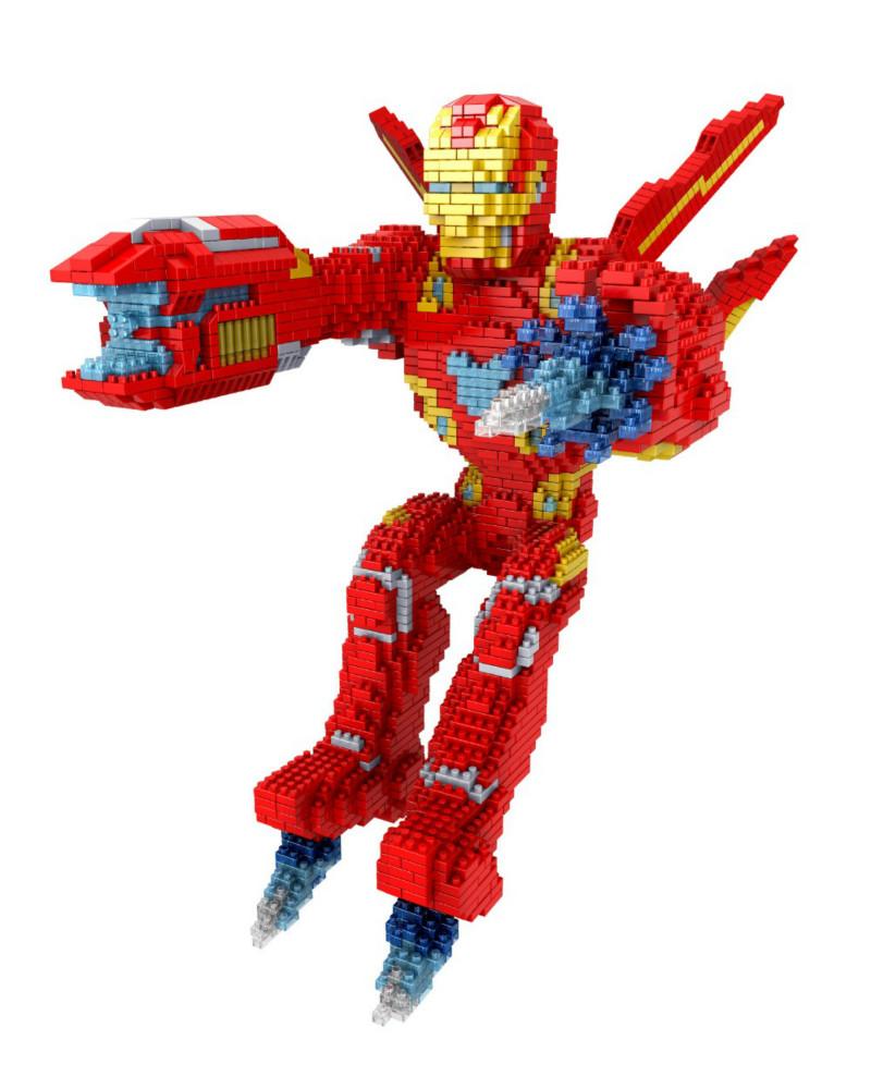 PZX Super hero ironman 8831-23