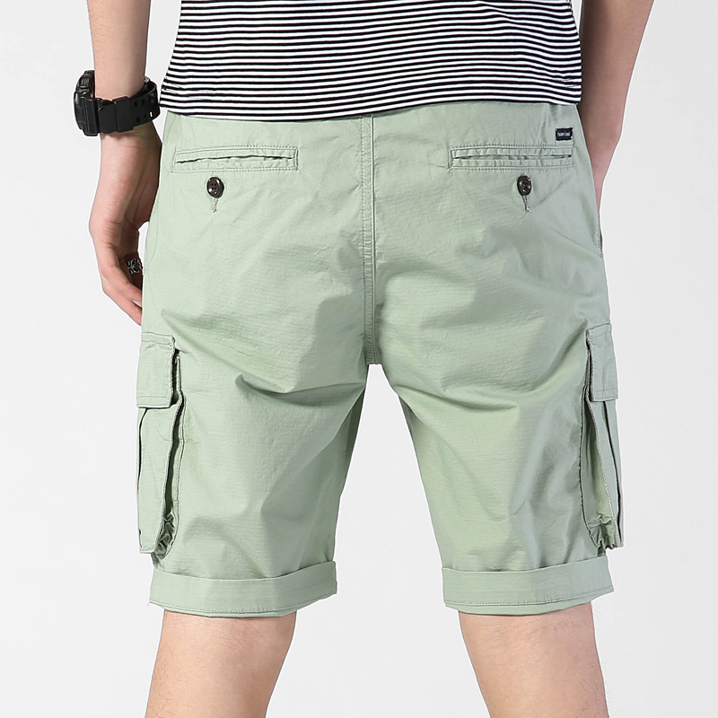 Summer Outdoor Running Shorts Men Fashion Camping Tourism And Rest Men/'s Shorts Multi-Pocket Microelastic Climbing Shorts M-XXXL