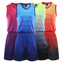 Basketball Jersey Customized Youth Breathable Cheap And Men Team-Training Outdoor Men's