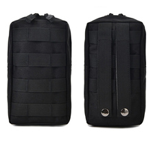 Utility Pouch Molle EDC Tactical Water-Resistant Waist-Pack Gadget-Gear-Bag Compact-Bag